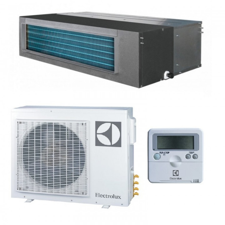 Кондиционер канальная сплит-система Electrolux EACD/I-48H/DC/N3 / EACO/I-48H/DC/N3